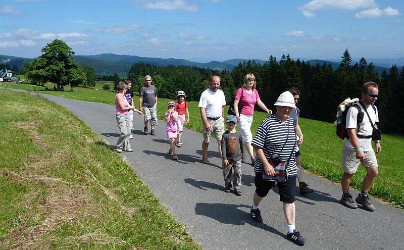 Kam s dětmi na výlet