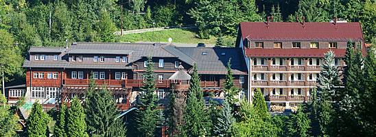 Horský hotel Sepetnáq