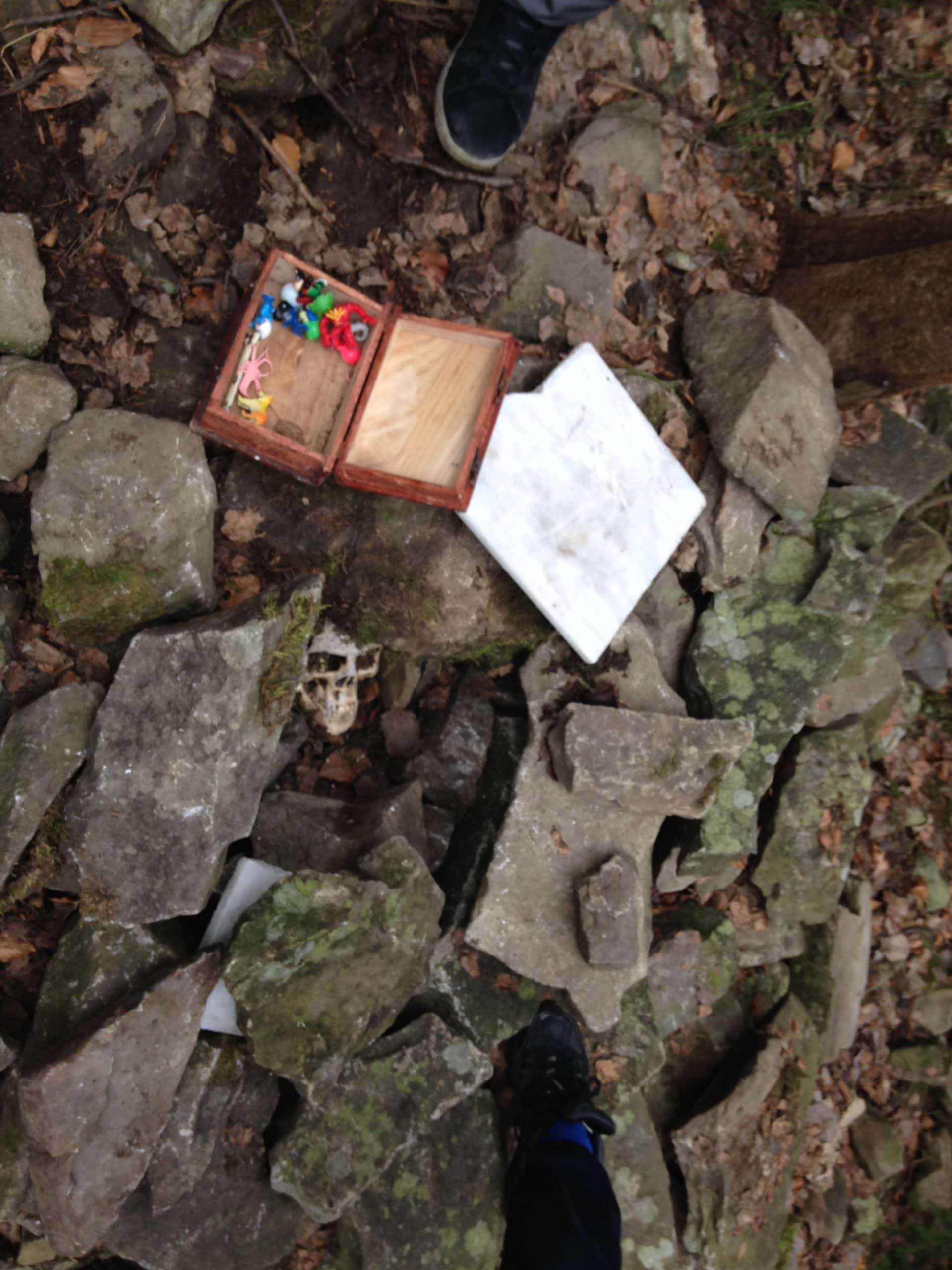 Originální a tajuplný geocaching