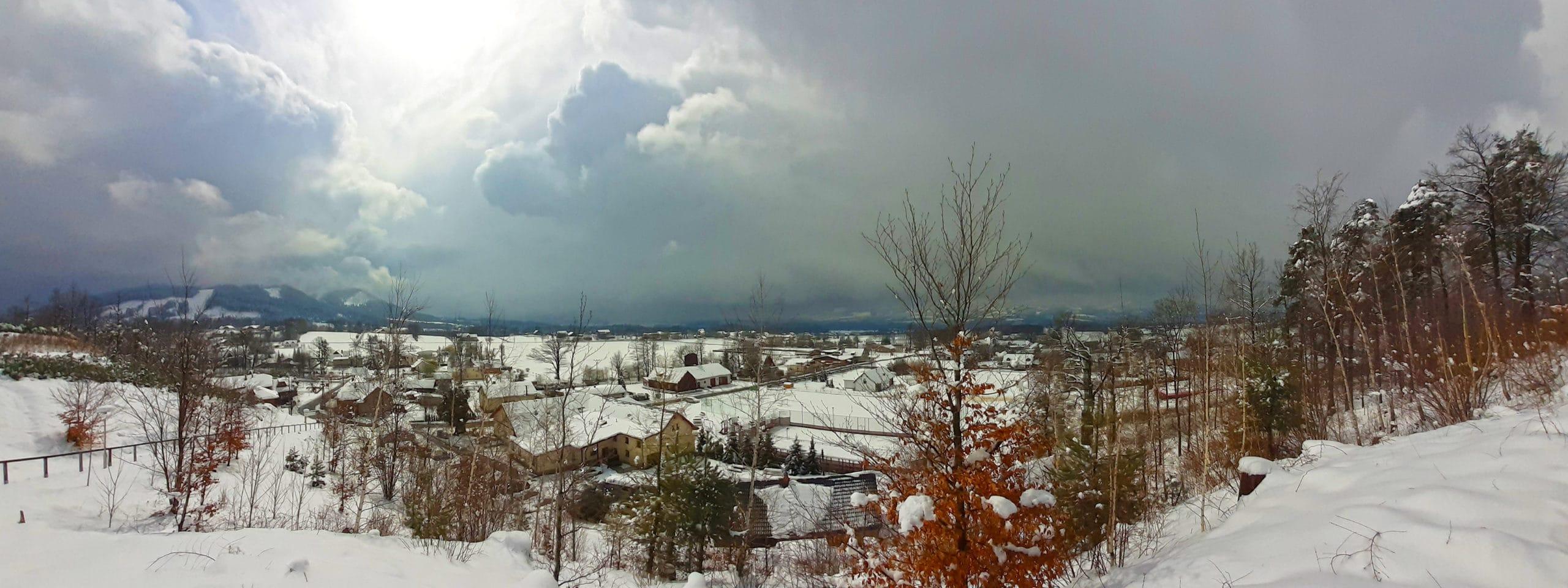 Výhled Lesopark Malenovice