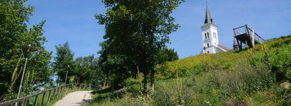 Po medvědích tlapkách: Lesopark v Malenovicích