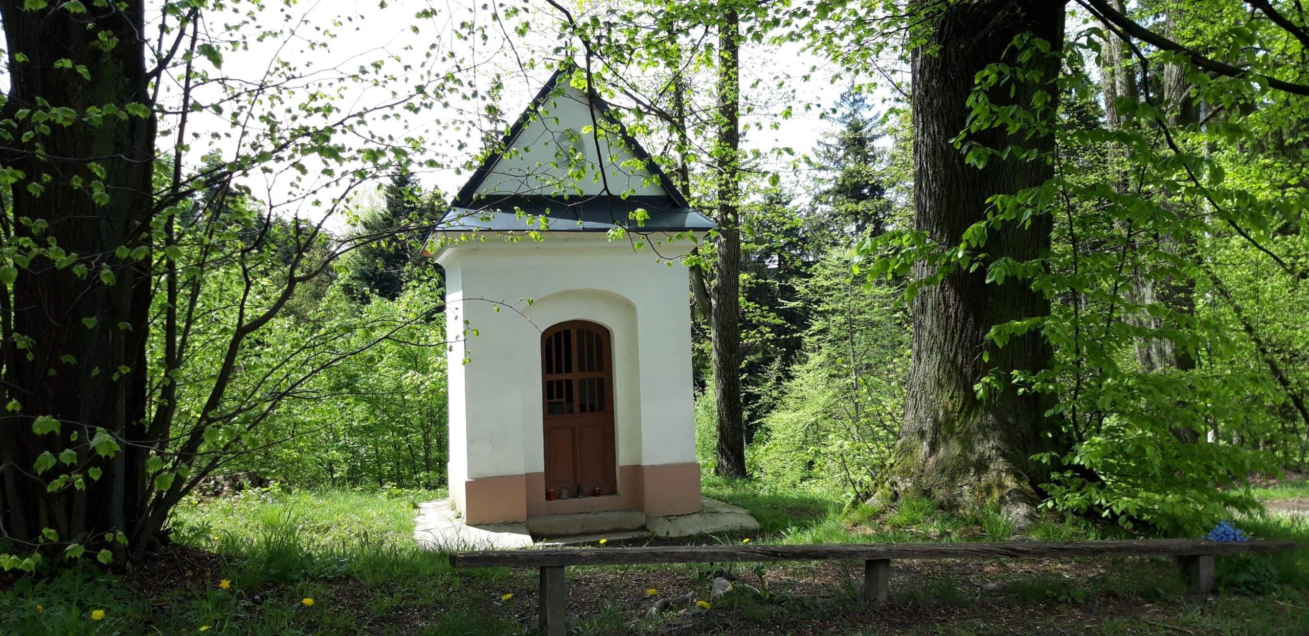 kaplička Sv. Máří Magdaleny
