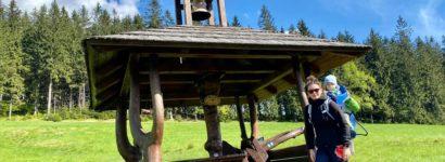 Zvonice Martin & Obrázková cesta na Javořinu