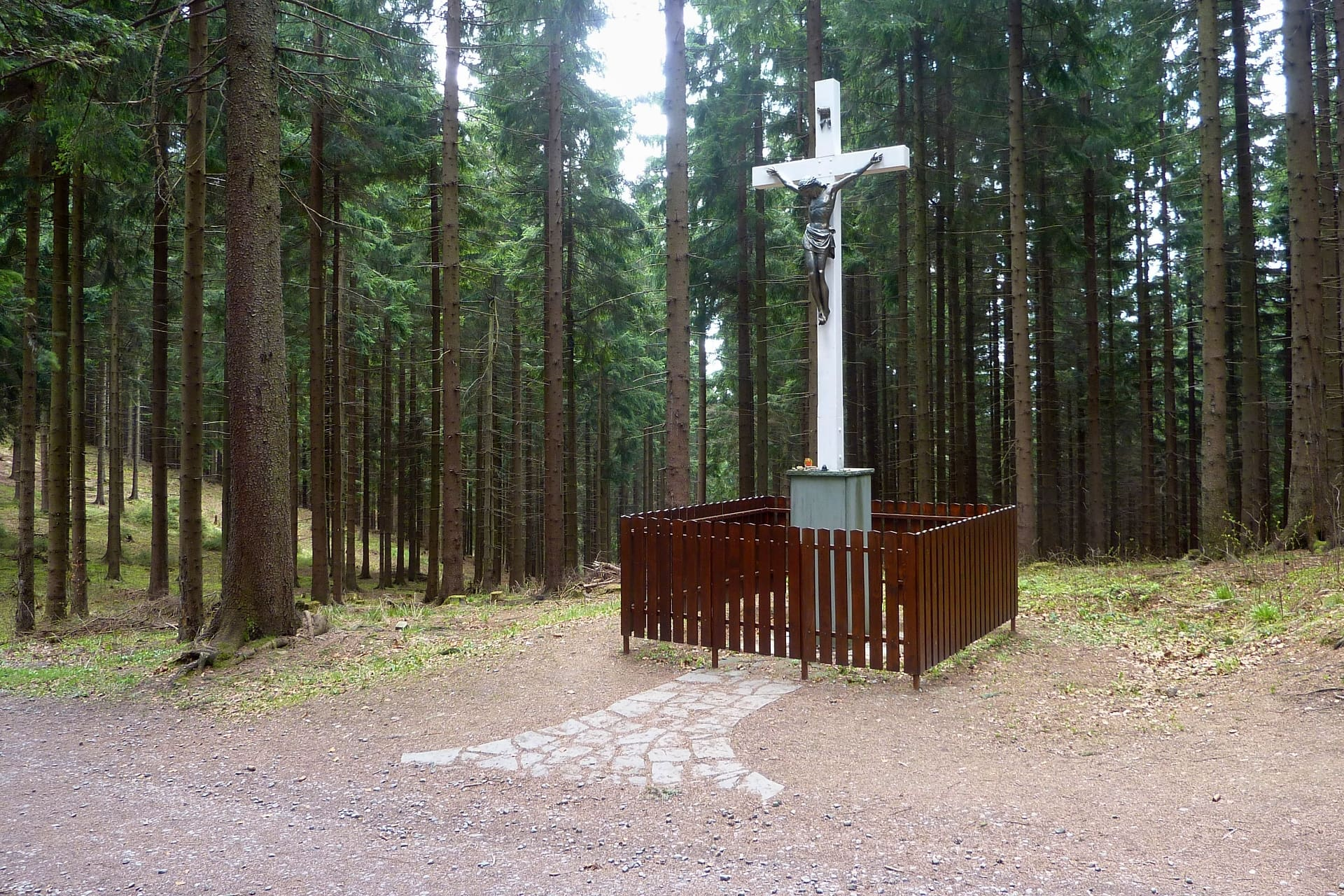 Bílý Kříž