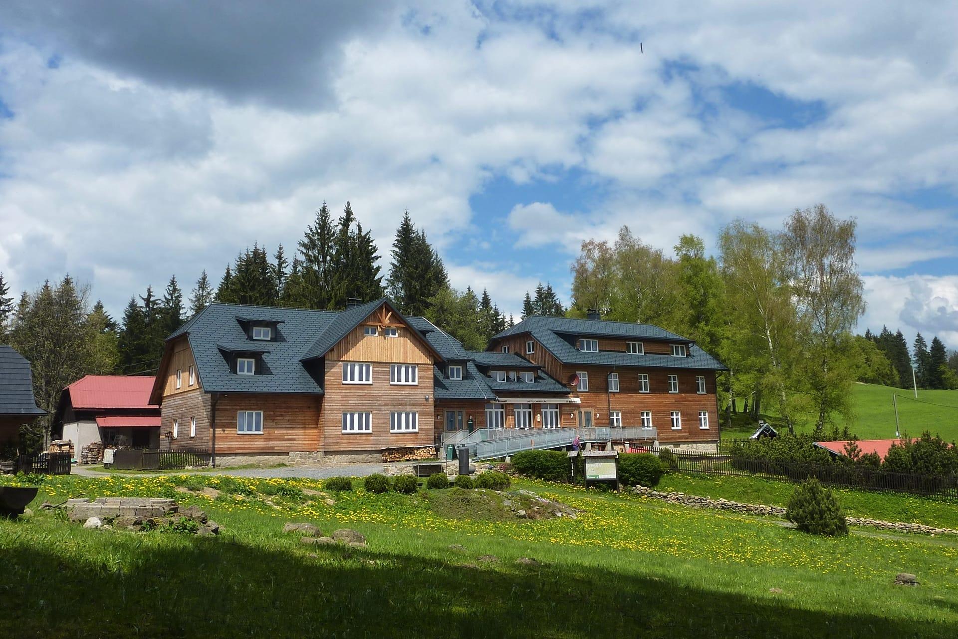 Hotel Charbulák na Gruni