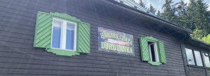 Horská chata Doroťanka